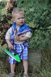 Nejmladší účastník